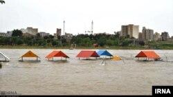 Ջրհեղեղ Իրանում