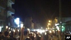Антиправительственные выступления в Сирии, 10 мая 2011 г
