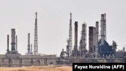 یکی از تأسیسات آرامکوی سعودی