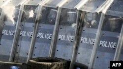 Pjesëtarë të Policisë së Kosovës gjatë ushtrimeve (foto arkiv)