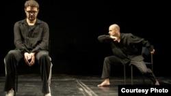 """Слики од претставата """"4.48 Психоза"""""""