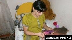 Гита Резаханова. Қырғызстан, 30 тамыз 2012 жыл.