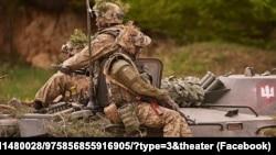 Українські військові на міжнародних навчаннях Combined Resolve X, травень 2018 року