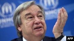 ՄԱԿ-ի փախստականների հարցերով գերագույն հանձնակատար Անտոնիո Գուտերեշ, արխիվ
