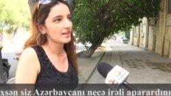 Vətəndaşların Azərbaycanı irəli aparmaq üsulları