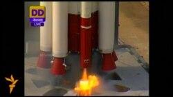 Індія запустила космічний зонд до Марса