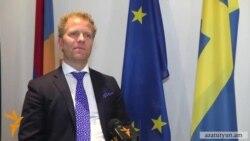 ԵՄ-Հայաստան նոր մանդատում կներառվի նաև տնտեսական մասը․ Էնբերգ