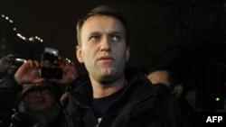 Адзін зь лідэраў расейскай апазыцыі антыкарупцыйны блогер Аляксей Навальны