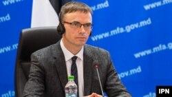 Министр иностранных дел ЭстонииСвен Миксер (архив)