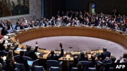 ԱՄՆ - ՄԱԿ-ի Անվտանգության խորհուրդը քվեարկում է Իրանի հարցով բանաձևը, Նյու Յորք, 20-ը հուլիսի, 2015թ.