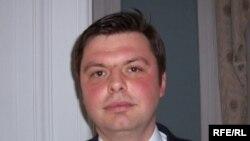 Олесь Городецький, голова Християнського товариства українців в Італії