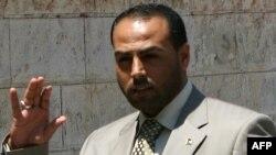Портпаролот на Хамас Ајман Таха.