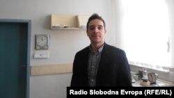 Дејан Јовановски, раководител на Одделение за катастар во Куманово.