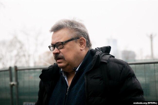 Археоляг Аляксандар Мядзьведзеў