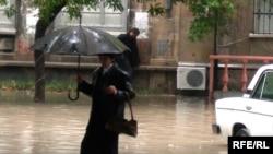 Bakıda və Abşeron yarımadasında qısamüddətli yağışlar yağacaq