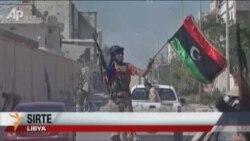 Ливийские повстанцы заняли родной город Каддафи