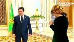 Президент Туркменистана оделил нацию книгой о чае