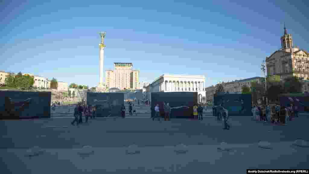 Фотопроект працюватиме на майдані Незалежності до закінчення «Євробачення»