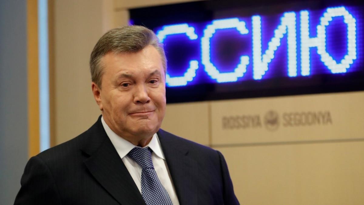 Суд отложил на неделю рассмотрение апелляции на решение об аресте Януковича