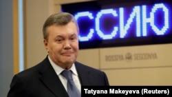 Янукович (на фото) – Зеленському: українці довірили вам цю посаду в найважчий для нашої країни момент історії