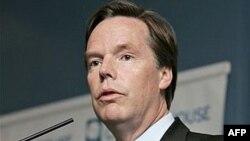 نیکلاس برنز معاون وزارت امور خارجه آمریکا