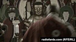 Будда храмы. Көрнекі сурет
