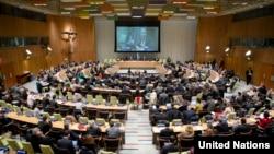 Zasjedanje Savjeta sigurnosti UN/a