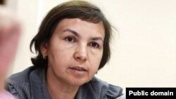 Әлфия Вәлиева