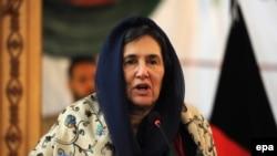 د افغانستان لومړۍ مېرمن رولا غني