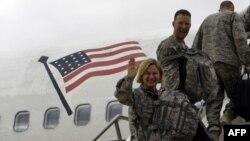 Ամերիկացի զինծառայողները հեռանում են Իրաքից, նոյեմբեր, 2011թ․