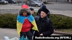 Донецький Євромайдан, Донецьк, 08 грудня 2013 року