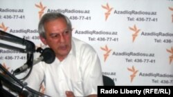 Политолог Зафар Гулиев