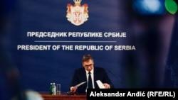 Mislimo da imamo i ime ubice: Aleksandar Vučić