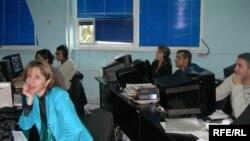 «ANS»in işçiləri yenidən iş başındadırlar, 27 noyabr 2006