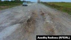Behramtepe-Bilesuvar highway