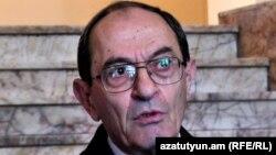 Заместитель министра иностранных дел Армении Шаварш Кочарян (архив)