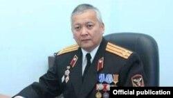 Заместитель директора Госинспекции по экологической и технической безопасности КР Шайлоо Нарбеков.
