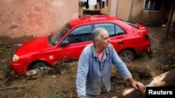 Tekija u istočnoj Srbiji, koja je uz Grabovicu najviše nastradala u poslednjim poplavama, ilustrativna fotografija