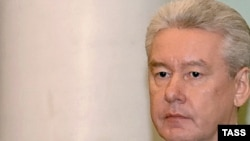 Moscow's new mayor Sergei Sobyanin