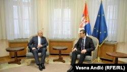 Mandić zatražio od Vučića pomoć Vlade Srbije