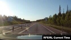 Дорога «2+1» у Швеції