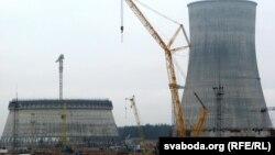 Беларуская АЭС, ілюстрацыйнае фота