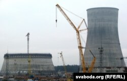 The Astravets plant is due to become operational within a couple of years.(file photo)