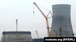 Будаўніцтва Беларускай АЭС