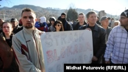 Protesti građana širom BiH