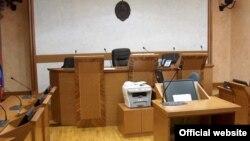 Jedna os sudnica Višeg suda u Beogradu