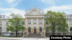 Латвийский художественный музей.
