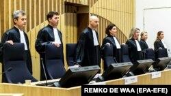Під час розгляду Гаазьким окружним судом справи збитого «Боїнга» російським ЗРК «Бук» на Донбасі в липні 2014 року, 9 березня 2020 року