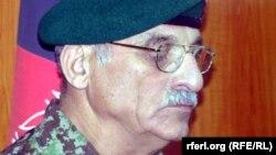 شیر محمد کریمی یکی از آگاهان نظامی افغان