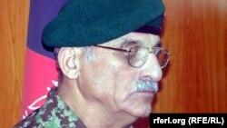 شیر محمد کریمی لوی درستیز پیشین قوای مسلح افغانستان